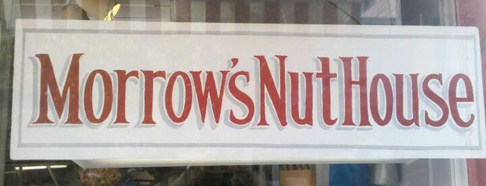 Morrow's Nut House is one of Foodie NJ Shore 1.