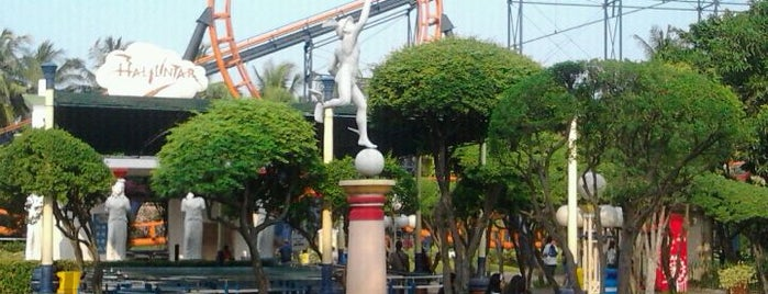 Dunia Fantasi (DUFAN) is one of The Wonders of Indonesia.