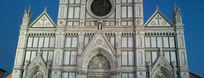 Basilica di Santa Croce is one of Firenze (Florence).