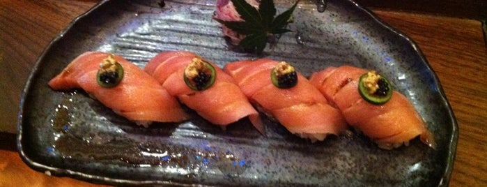 MF Sushi Buckhead is one of Top Recommendations in Atlanta.
