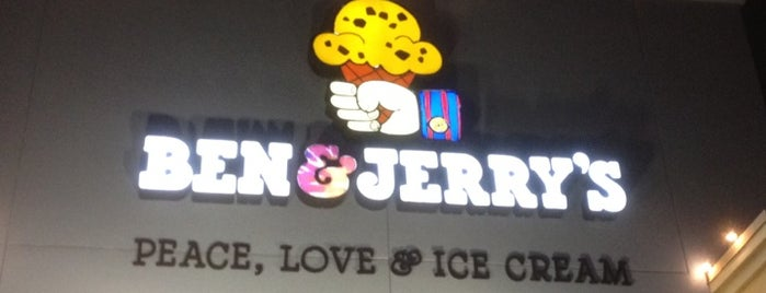 Ben & Jerry's is one of Sarasota.