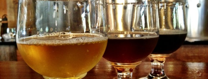 Societe Brewing Company is one of A Weekend Away in San Diego.