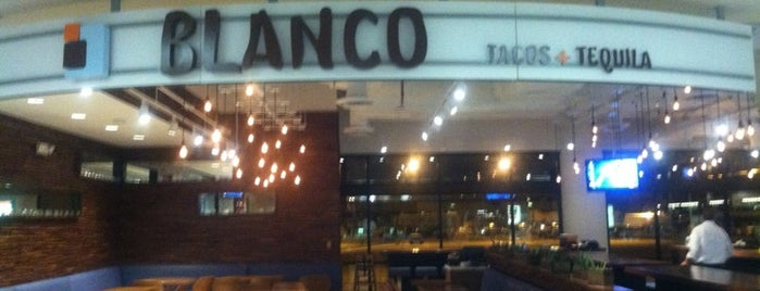 Blanco Tacos and Tequila is one of Good Restaurant.