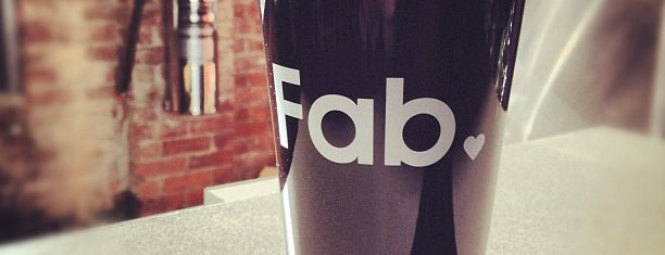 Fab.com is one of NYC Tech.