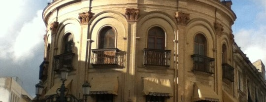Domecq El Gallo Azul is one of Andalucia.