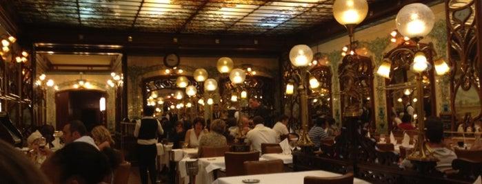 Montparnasse 1900 is one of Must see restaurants in Paris.