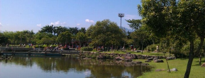 羅東運動公園 Luodong Sports Park is one of Taipei.