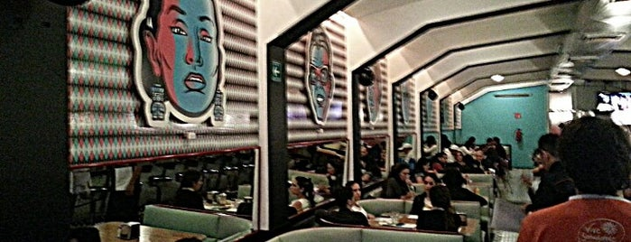Barracuda Diner is one of Mexico con Coldplay.