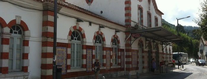 Estação Ferroviária de Sintra is one of Paulさんのお気に入りスポット.