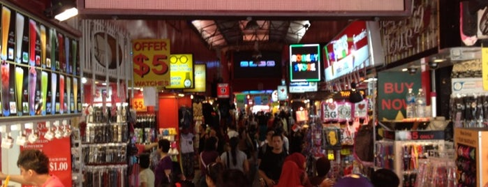 Bugis Street is one of Singa.