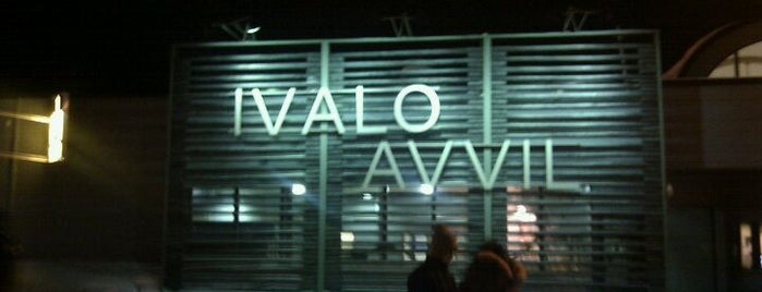 Ivalo Airport is one of Lappi.