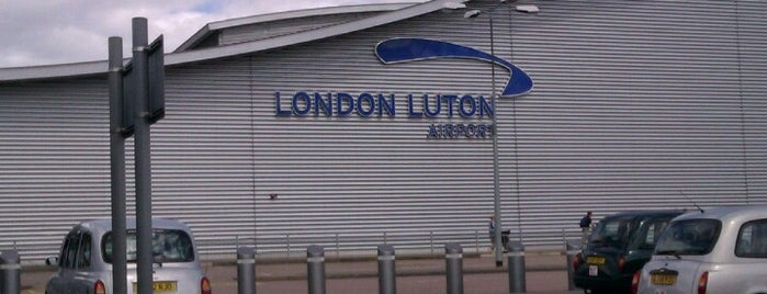London Luton Airport (LTN) is one of Airports visited.