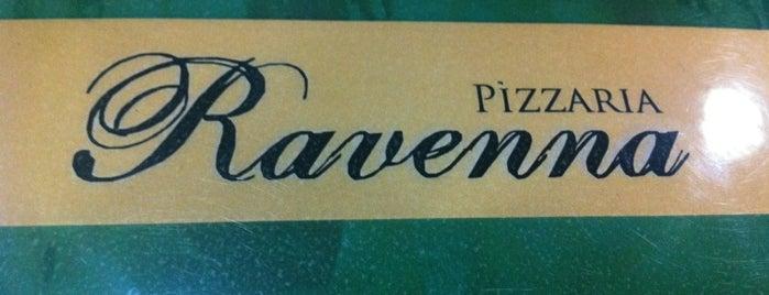 Pizzaria Ravenna is one of Comilanças.