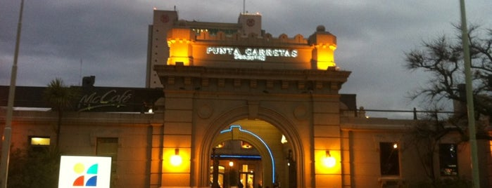 Punta Carretas Shopping is one of Uruguay's MUST DO!.
