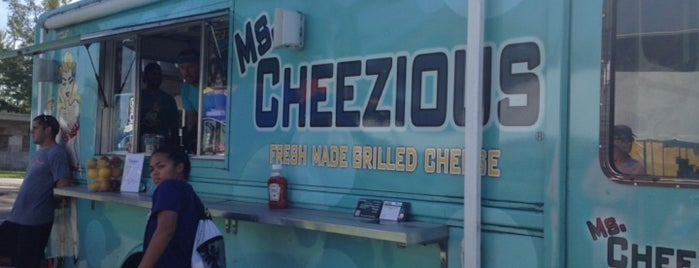 Ms. Cheezious Food Truck is one of Jenさんのお気に入りスポット.