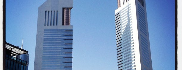 Emirates Towers is one of Jumeirah Hotels & Resorts Worldwide.