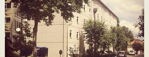 Boğaziçi Üniversitesi Kuzey Kampüsü is one of İstanbul'daki Üniversite ve MYO'ların Kampüsleri.