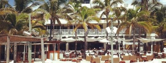 Nikki Beach Miami is one of Favorite Places.