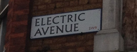 Electric Avenue is one of Tired of London, Tired of Life (Jan-Jun).