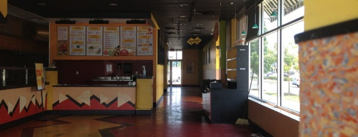 California Tortilla is one of Top picks for Mexican Restaurants.