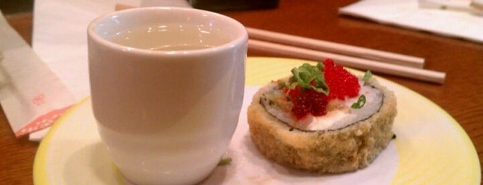 Sushi Go Round is one of Guide to Washington's best spots.