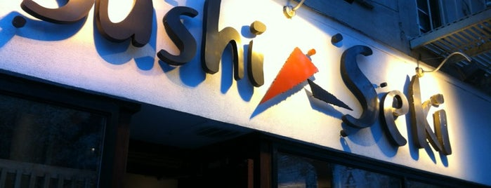 Sushi Seki UES is one of NYC's Upper East Side.