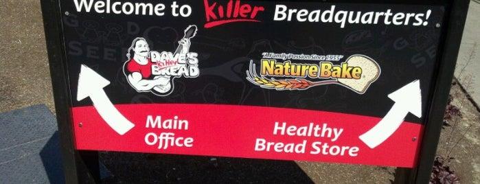 The Healthy Bread Store is one of Andrew: сохраненные места.