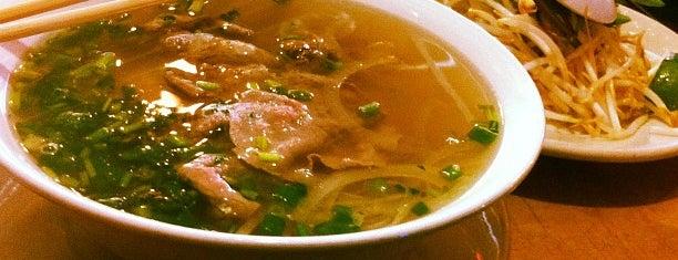 Vietnam Pho is one of PGH favorites.