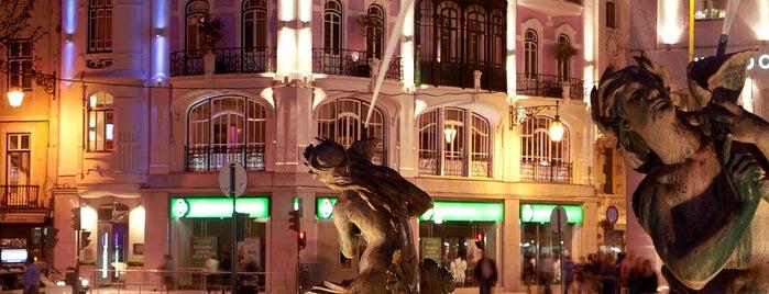 Internacional Design Hotel is one of Lisboa.