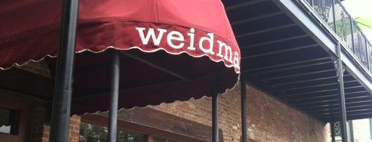 Weidmann's is one of Lugares guardados de Darb.