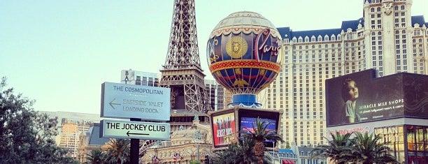 The Cosmopolitan of Las Vegas is one of Las Vegas, NV.