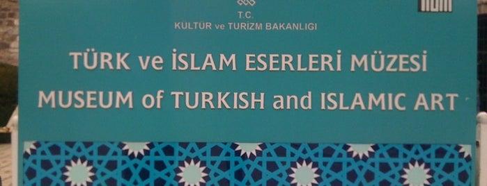 Türk ve İslam Eserleri Müzesi is one of Tarih/Kültür (Marmara).