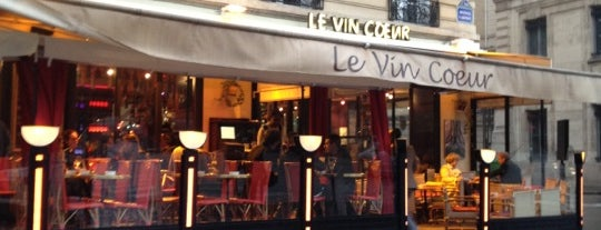 Le Vin Cœur is one of Sven's Liked Places.