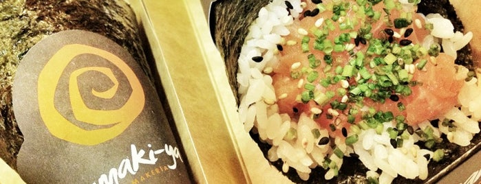 Temaki-ya is one of restaurantes interesantes en Barcelona.