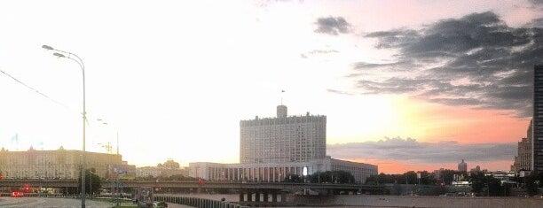 Саввинская набережная is one of Набережные Москвы.
