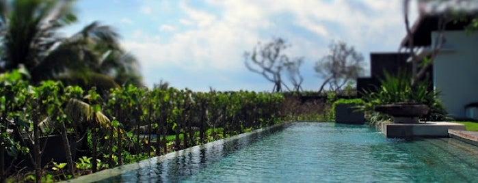 Alila Villas Soori . Bali is one of Design Hotels.