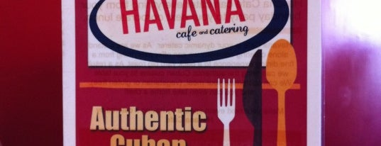 Havana Cafe is one of Anne-Sophieさんの保存済みスポット.