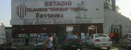 """Estadio Claudio """"Chiqui"""" Tapia (Club Atlético Barracas Central) is one of 'Stadium Talk'...."""