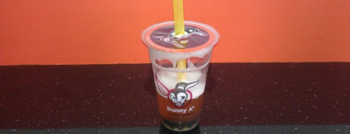 Bubble Tea Bunny is one of Orte, die Quesh gefallen.