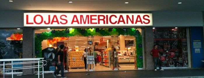 Lojas Americanas is one of Lieux qui ont plu à Bruno.