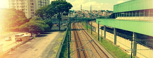 Estação Guilhermina-Esperança (Metrô) is one of Rotina.