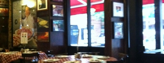 Lombardi's Coal Oven Pizza is one of NYC To-do....