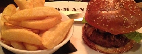 Goodman Steak House Restaurant is one of BarChick's Best Food.