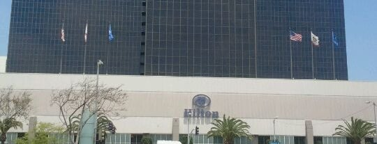 Hilton Los Angeles Airport is one of Places I've stayed.