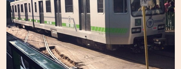 Tren Ligero Taxqueña is one of Tour del sur.