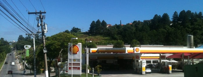 Auto Posto Alpha Marte (Shell) is one of Marcelo: сохраненные места.