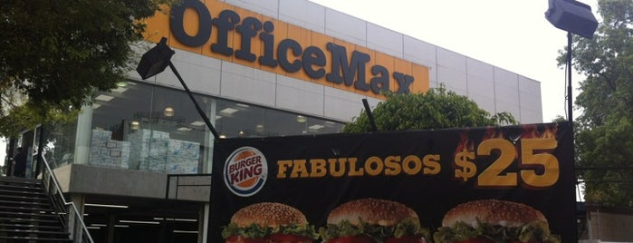 OfficeMax is one of Mich : понравившиеся места.