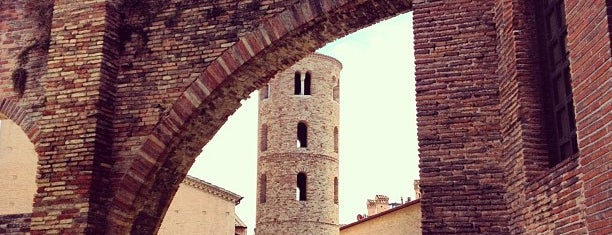 Mausoleo di Galla Placidia is one of #4sqCities #Ravenna - 25 Tips for travellers!.