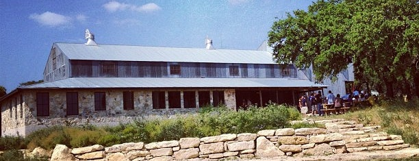 Jester King Brewery is one of Burket's Texas Visit.