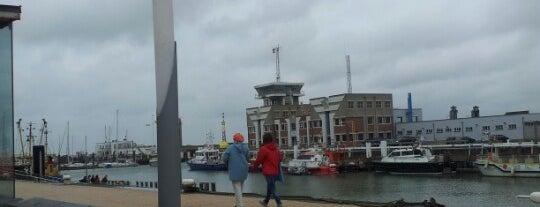 Visserskaai is one of Oostende.